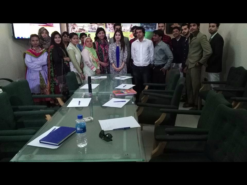 Media Minds Orientation Session