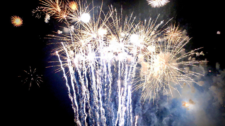Celebration Fireworks presents: Thunder in the Poconos