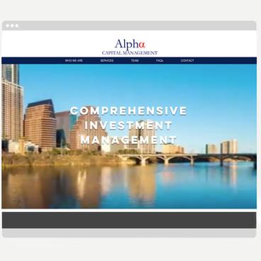Alpha Capital Management