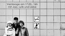"""""""Mensch, du hast da Stadt im Gesicht"""" - Fotografien von Oliver Berger in der Kellerperle"""