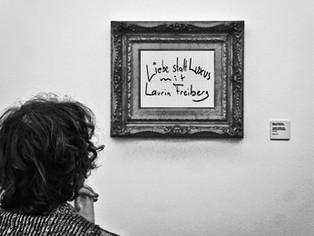"""Laurin Freiberg bei """"Liebe statt Luxus"""""""