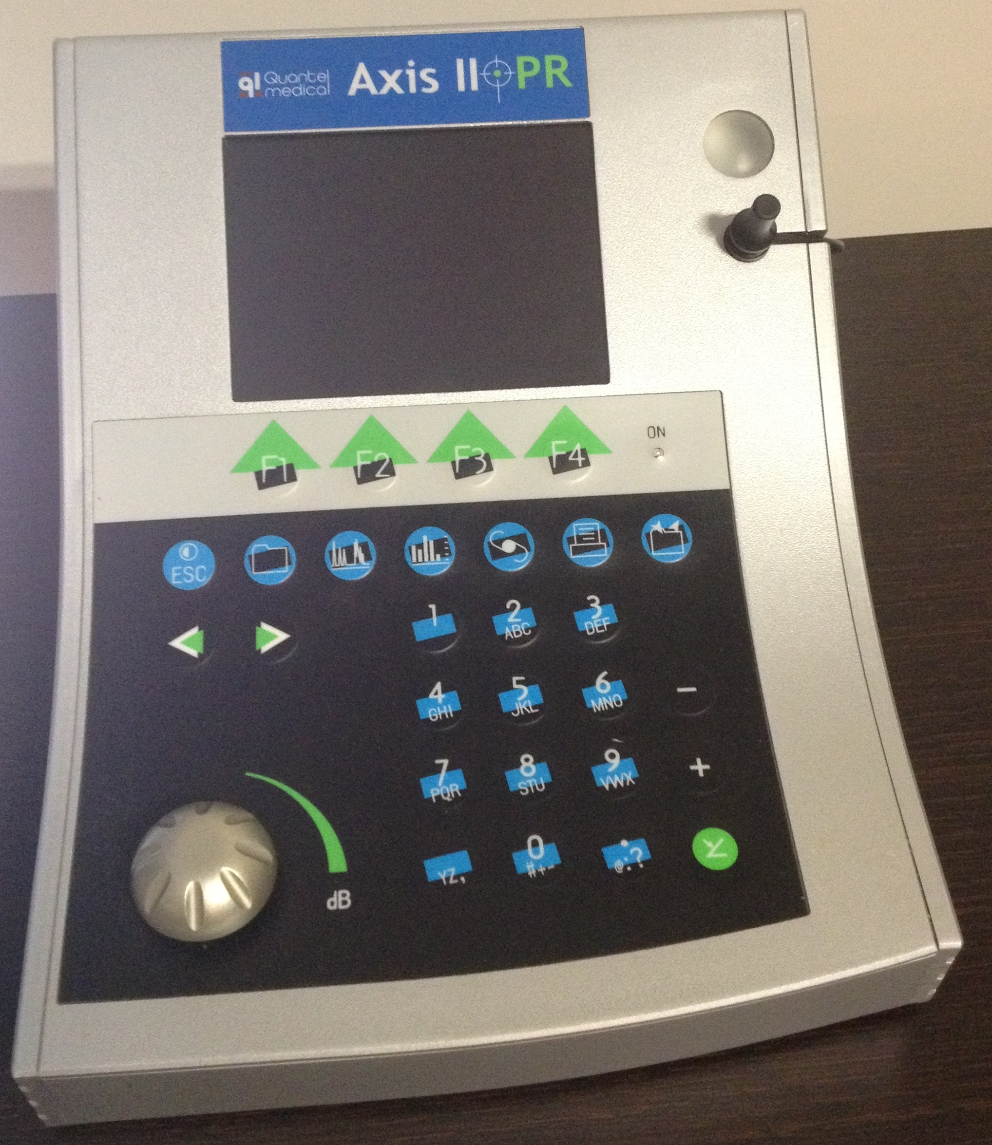 Ecobiômetro ultrassônico