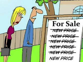 О своевременной коррекции цены