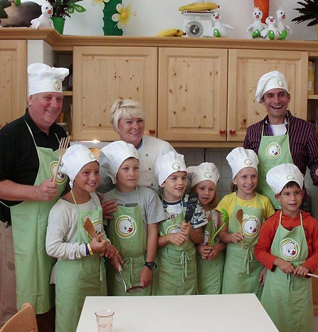 Angelika Patak - Kochen aus Leidenschaft, Kochen mit Dampf