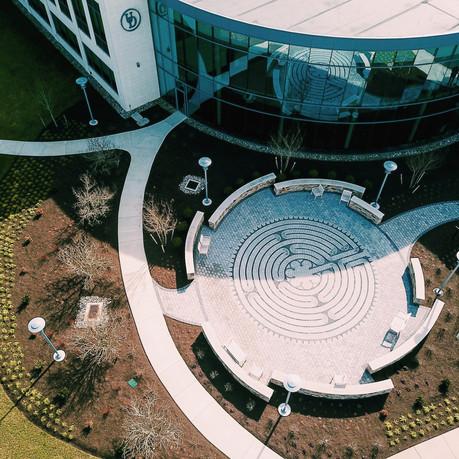 UD Memorial Labyrinth