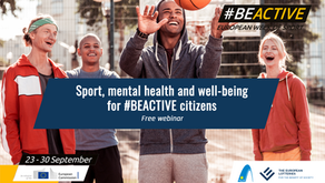 ENGSO and The European Lotteries highlight the importance of sport for mental health & well-being