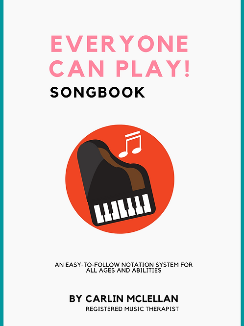 Everyone Can Play! Songbook