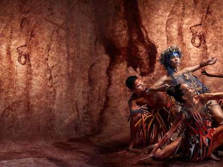 SandSong: Stories from the Great Sandy Desert (Bangarra Dance Theatre)