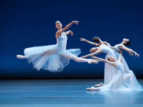 New York Dialects – The Australian Ballet – Triple Bill