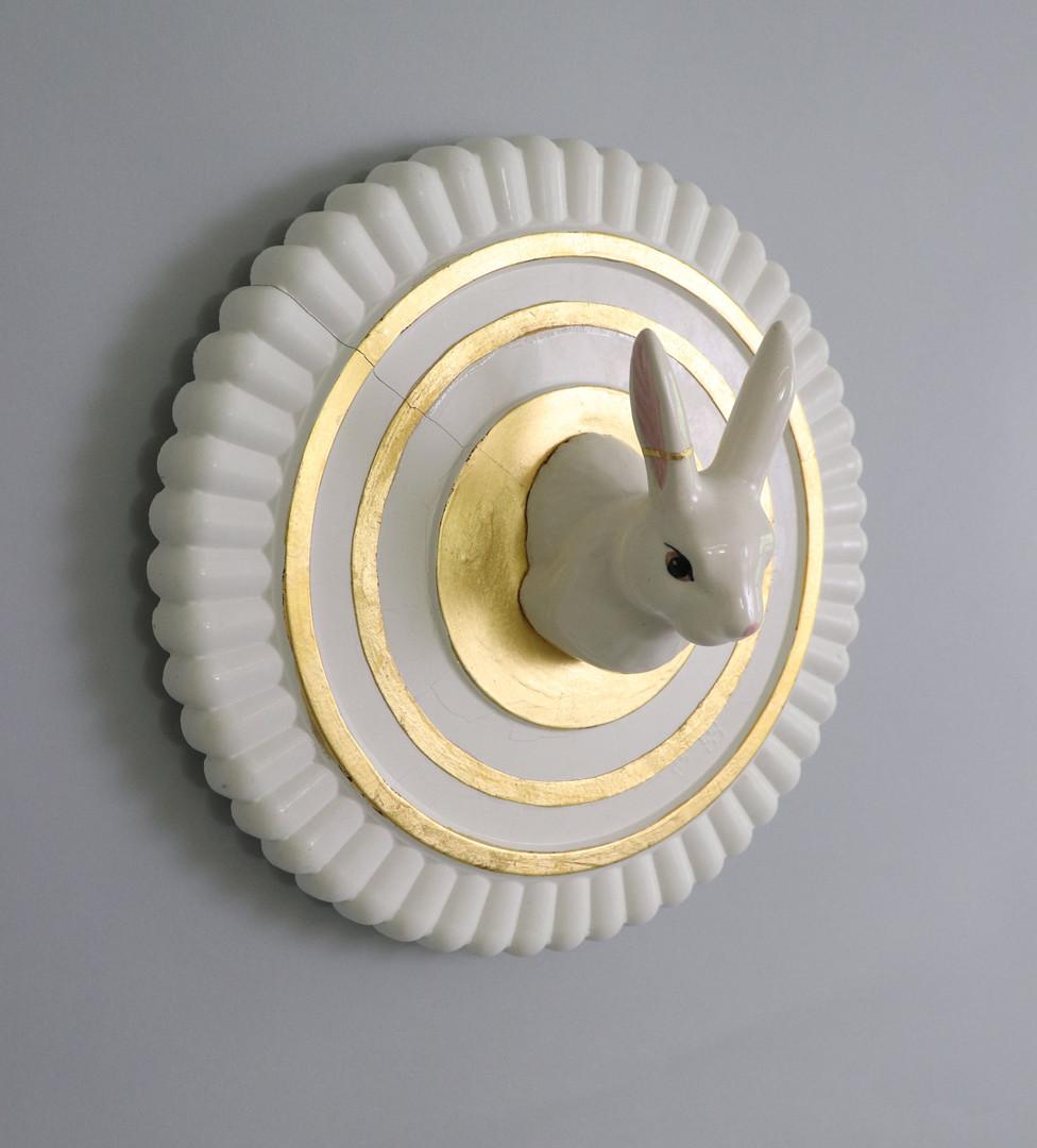 TARGET (Broken Bunny)SOLD