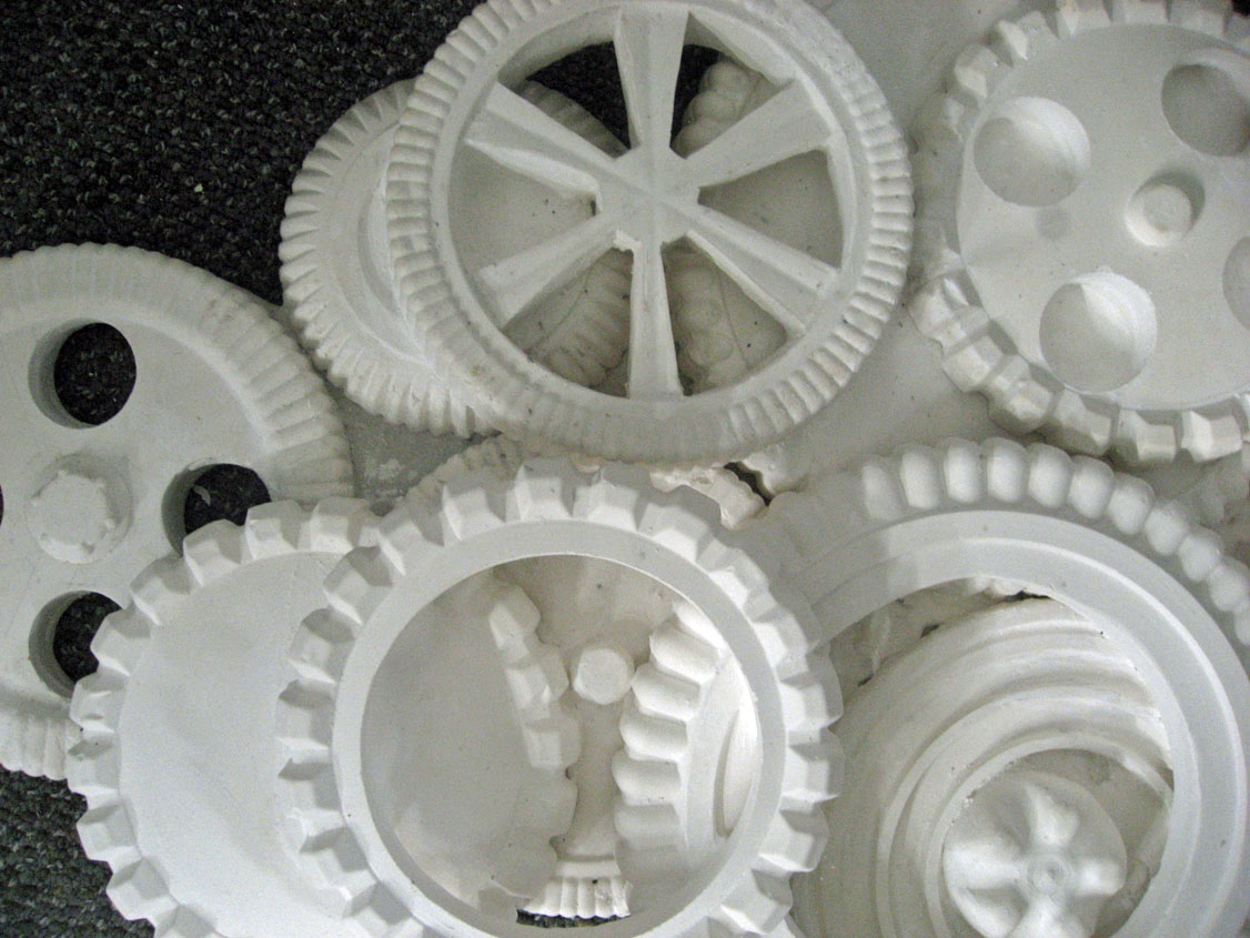 MACHINE, detail