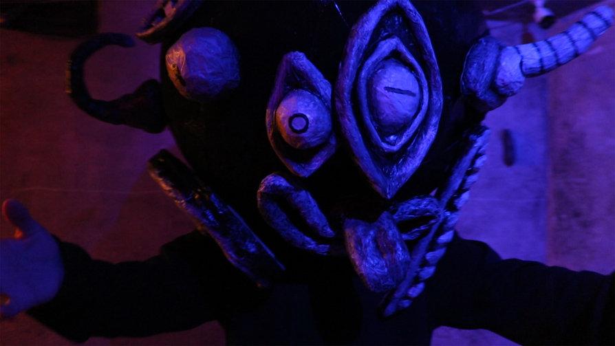 Mask Organs 1 - Video Documentation Stil