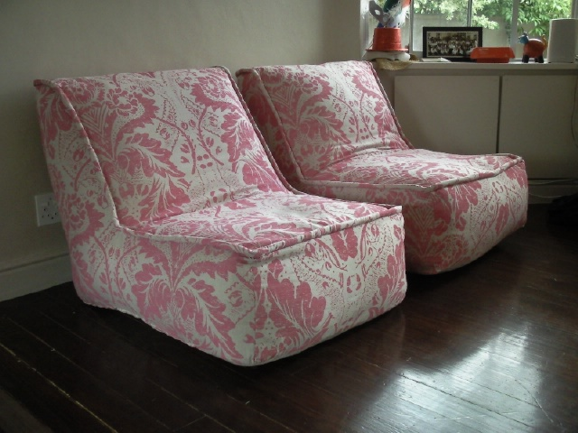 Mark Miller Furniture Beanbag