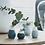 Thumbnail: Set de 4 mini vases