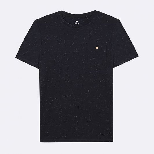 Tee-shirt FAGUO marine moucheté