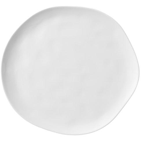 Grande assiette blanche