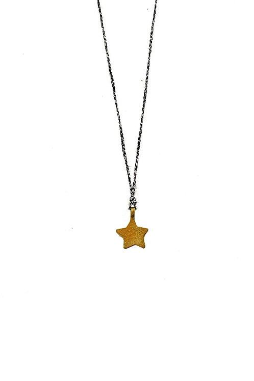Pendentif grigri étoile