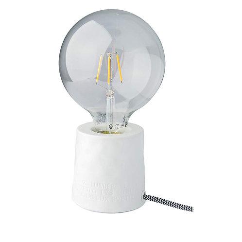 Lampe de table - pied céramique