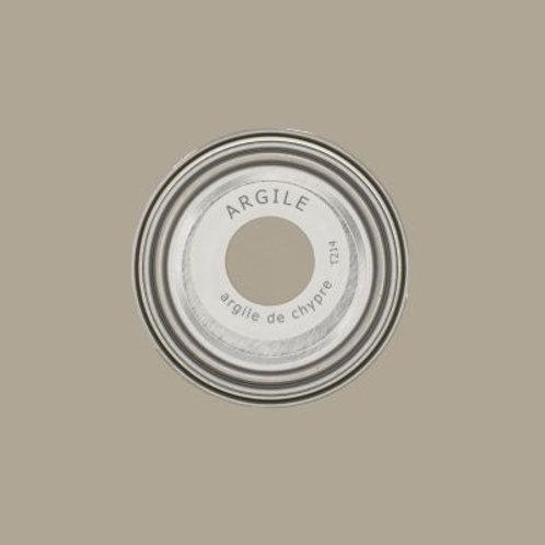 "Nuancier gamme ""Terre"" - peintures Argile"