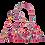 Thumbnail: Maillot de bain femme - triangle imprimé Liberty London®
