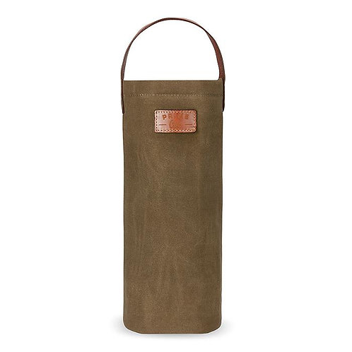 Sac isotherme bouteille tabac