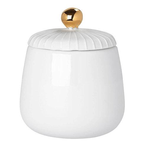 Mini boîte à bijoux en porcelaine