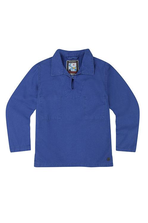 Vareuse bleue
