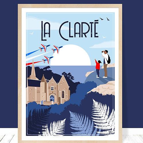 Affiche 30x40 La Clarté