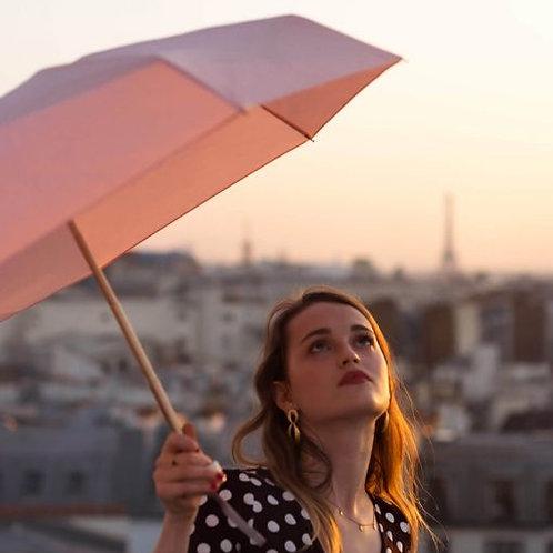 Parapluie pliant de poche uni - 3 couleurs