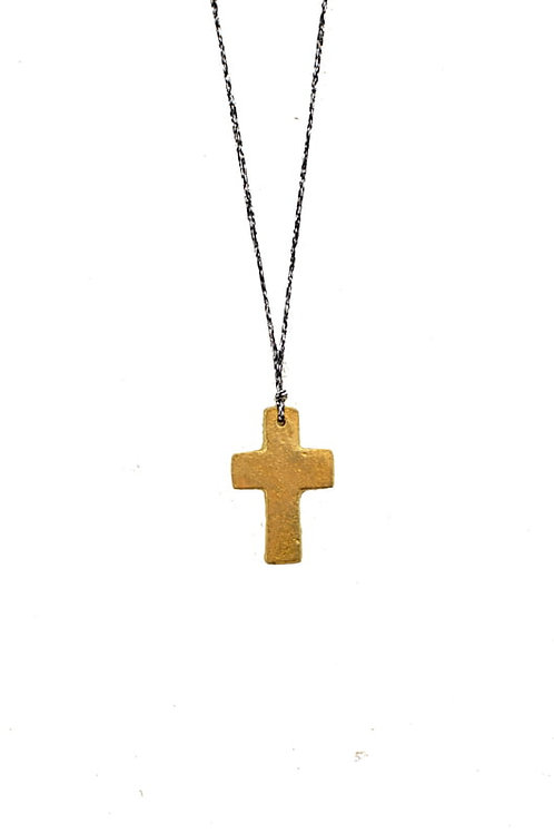 Copie de Pendentif grigri croix