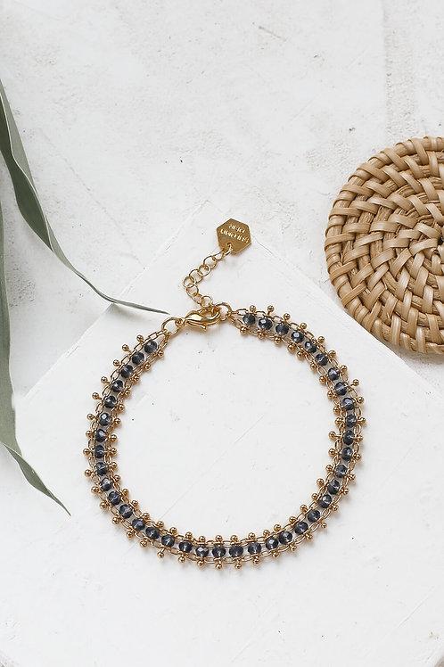 Bracelet perlé - 2 couleurs