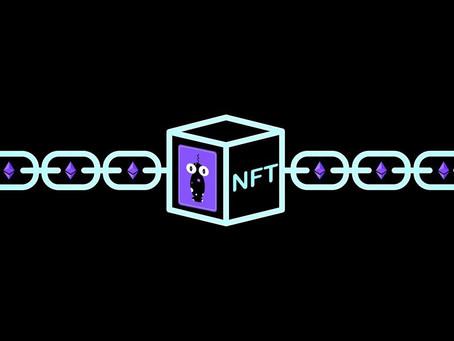 Un artículo más sobre NFTs.