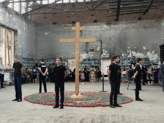 UNSILENCED VOICES OF BESLAN