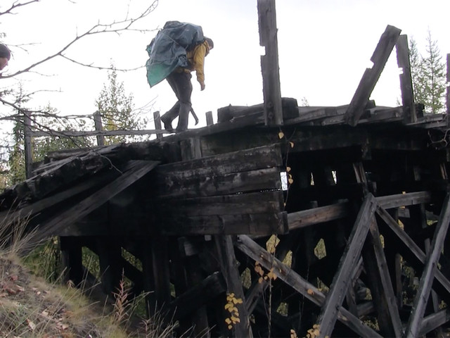 JOURNEY TO THE GULAG