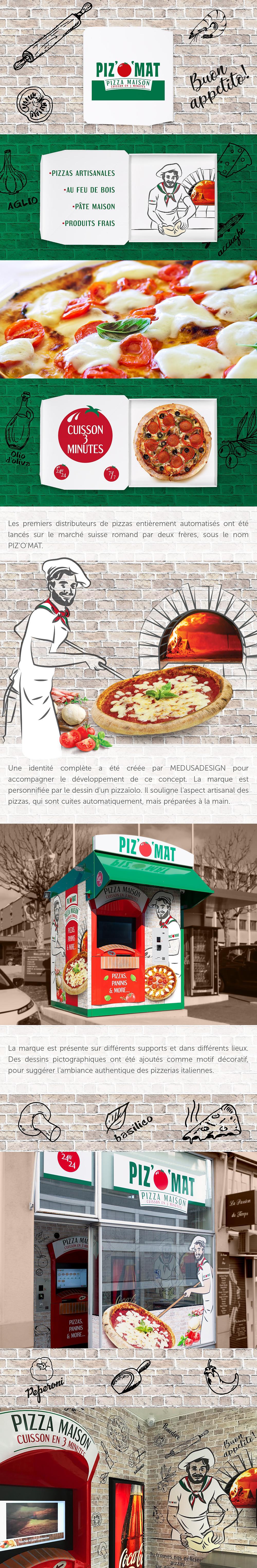 Pizomat