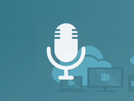 Tech Talk Show Notes - Episode 2 - What We Love about Office 365