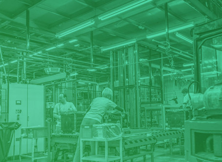 Manufacturing Company Hardens Security Features and Takes Advantage of Customized Training
