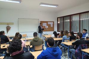 """Ein Tag in Spanien """"Handelsschule"""""""