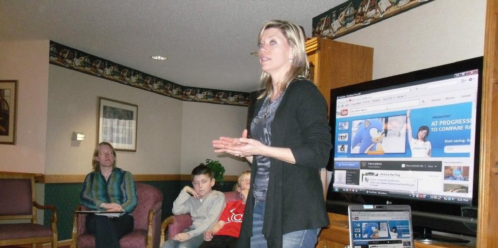 LeadershipProgram - Mother Deaf Child Spokesperson - At Home School