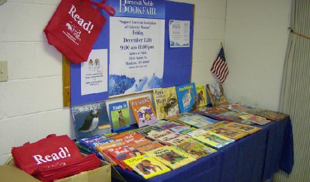 Community Literacy Nights