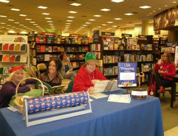 Barns & Noble Book Fairs
