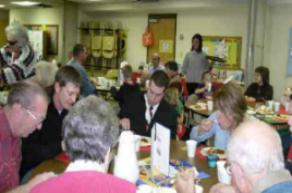 Community Literacy Nights Spaghetti Dinner