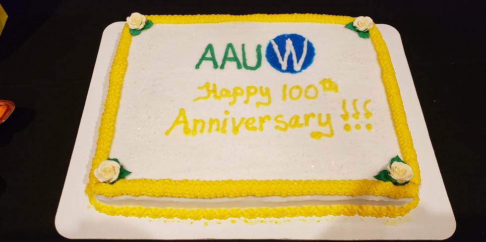 100th Anniversary AAUW Mankato