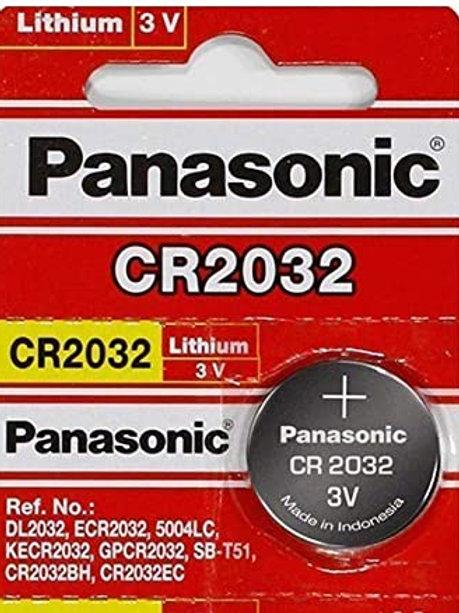Pilas Panasonic CR2032