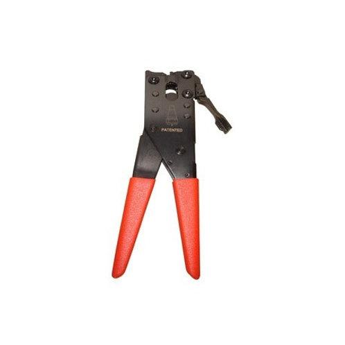 Crimpeador coaxial Conico p/cables RG-6 TX-2000