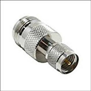 Adaptador PL259 Hembra Mini-UHF Macho 035CCT1180