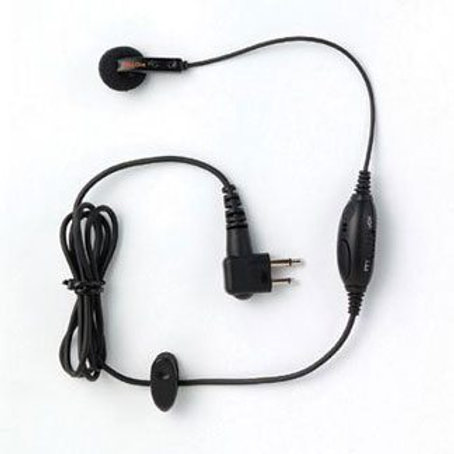 Mag one-auricular con PTT/Mic/VOX switch
