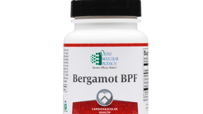 Bergamot for Cholesterol