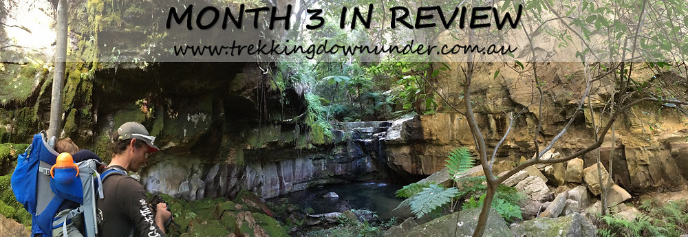 Month 3 in review trekking downunder travelling family