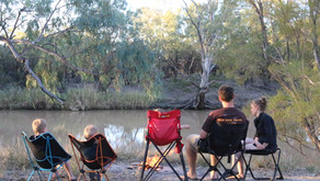 The truths about travelling the Outback with kids
